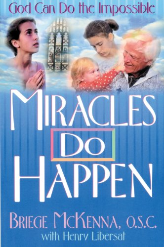 9780892833160: Miracles Do Happen: God Can Do the Impossible