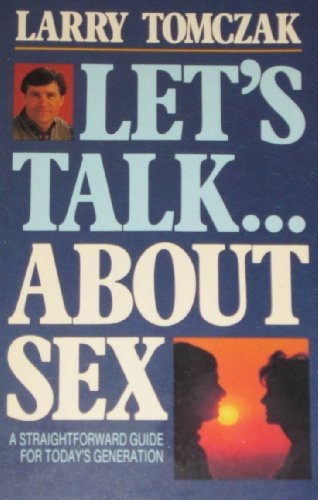 9780892833535: Let's Talk About Sex: Straightforward Guide for Today's Generation