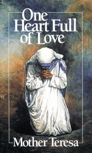 9780892833931: One Heart Full of Love: Mother Teresa