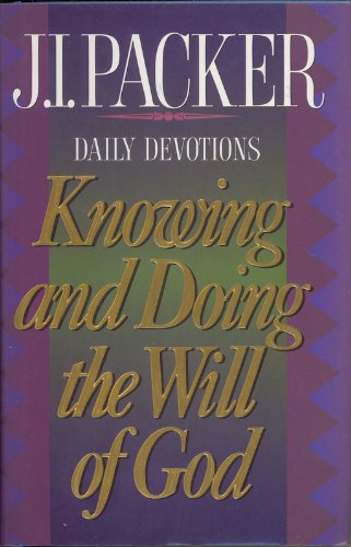 9780892839278: Knowing and Doing the Will of God