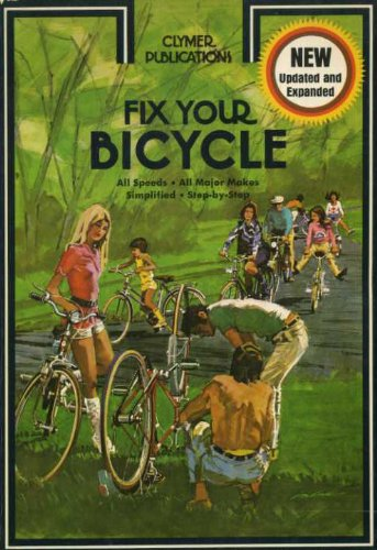 9780892870356: Fix Your Bicycle