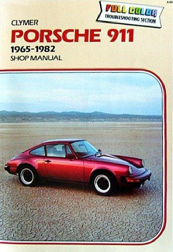 9780892870608: Porsche 911, 1965-1985 shop manual