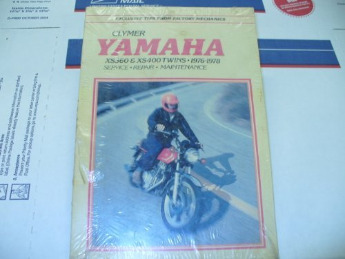 9780892871704: Yamaha XS360-400cc Twins, 1976-78