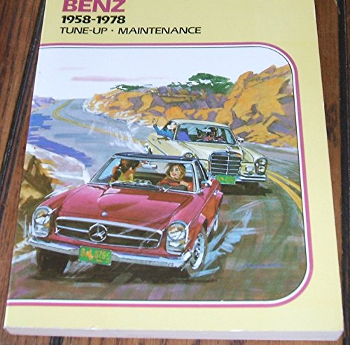 9780892871759: Mercedes-Benz, 1958-1978: Tune-up, maintenance