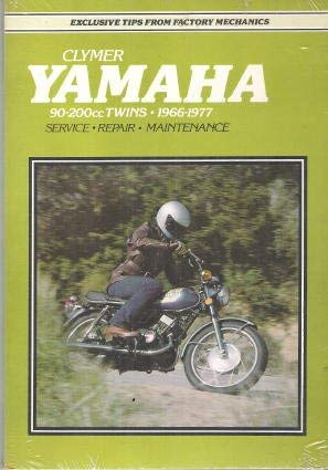Yamaha: 90-200cc Twins - 1966-1977 - Service - Repair - Maintenance: Sales, David