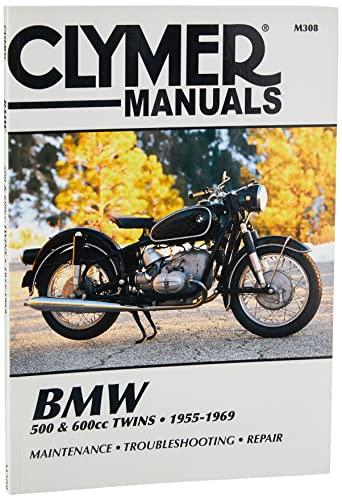 9780892872244: BMW 500 & 600cc Twins 55-69