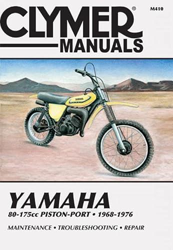 9780892872350: Yam 80-175Cc Piston-Port 68-76