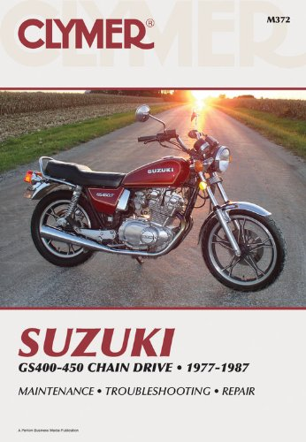 9780892872374: Suzuki GS400-450 Twins Chain Drive, 1977-1987: Service, Repair, Performance