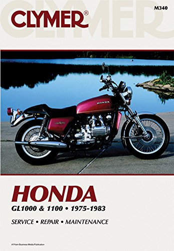 9780892872381: Honda, Gl1000 and 1100 Fours 1975-1983