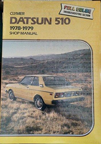 9780892872442: Datsun Five-Ten, 1978-1979 Shop Manual