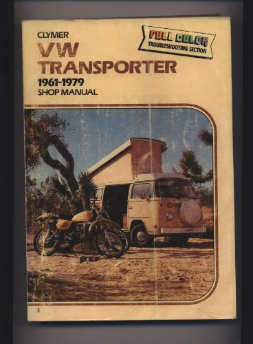9780892872770: Vw Transporter 1961-1979 Shop Manual (A110)