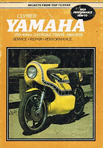 9780892872831: Yamaha 250-400cc Twins, 1965-78