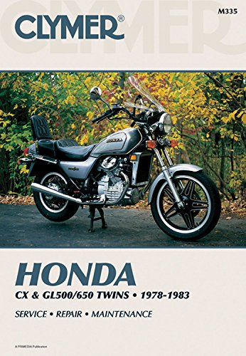 9780892872954: Honda Cx & Gl500/650 Twins 1978-1983 Service Repair Maintenance