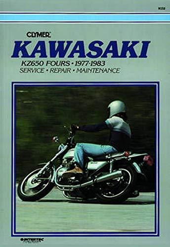 9780892872961: Kawasaki Kz650 1977-1983