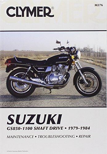 9780892873050: Suzuki GS850-1100 Shaft Drv 79-84