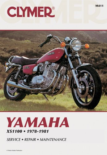 9780892873098: Yamaha XS1100 Fours 78-81 (Clymer motorcycle repair series)