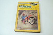 9780892873104: Honda XL/XR200-600, 1978-1986: Service, repair, performance