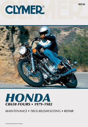9780892873432: Honda Cb650 Fours, 1979-1982: Service Repair Performance