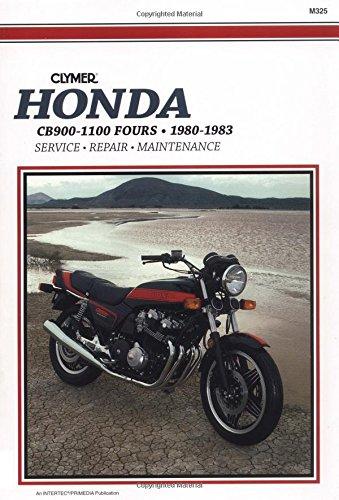 9780892873524: Honda CB900-1100 Fours 80-83