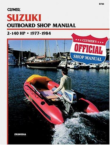 Suzuki 2-140 HP OB 77-1984: Penton Staff