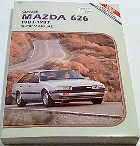 9780892874354: Mazda 626, 1983-1987: Shop Manual/A266
