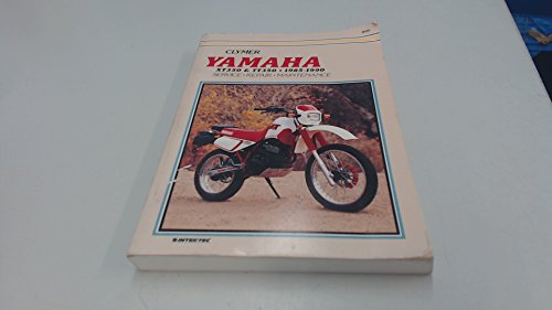 9780892875450: Yamaha XT/TT 350, 1985-96: Clymer Workshop Manual