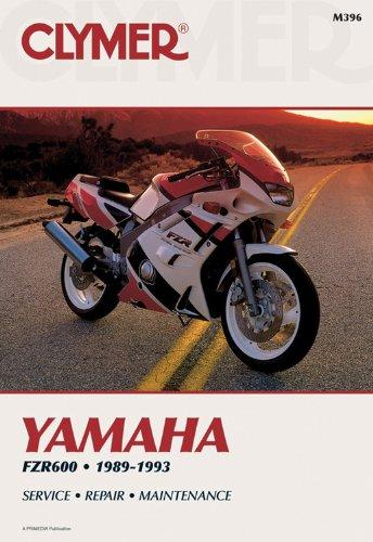 9780892875924: Yamaha Fzr600 89-93