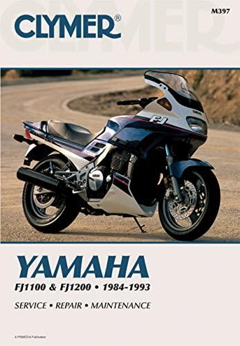 Yamaha Fj1100 & Fj1200 84-93 (Paperback): Robert Mills