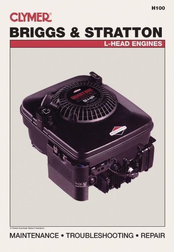 9780892876167: Briggs & Straton L-Head Engine Service