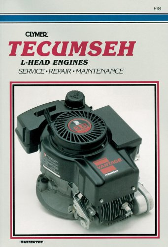 9780892876174: Tecumseh L-Head Engines