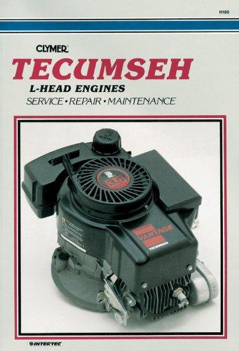 9780892876174: Tecumseh: L-Head Engines