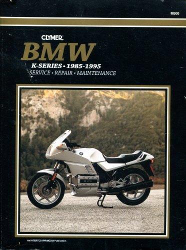 9780892876488: Clymer Bmw K-Series 1985-1995