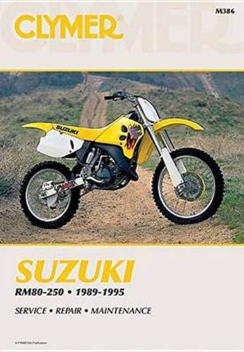 Suzuki Rm80-250 1989-1995: Rm80, Rm125, Rm250, Rmx250: Penton Staff