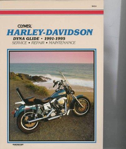 9780892876709: Harley-Davidson Dyna Glide 1991-1995