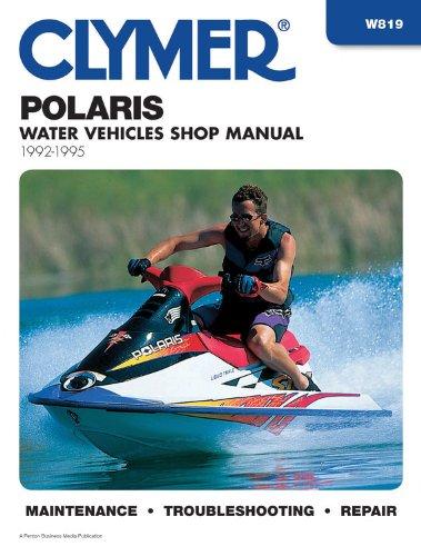Polaris Personal Watercraft 92-95 (Clymer Personal Watercraft): Penton Staff