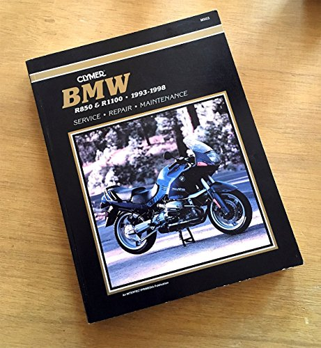 9780892877201: Clymer BMW R850 & R1100, 1993-1998: Service, Repair, Maintenance