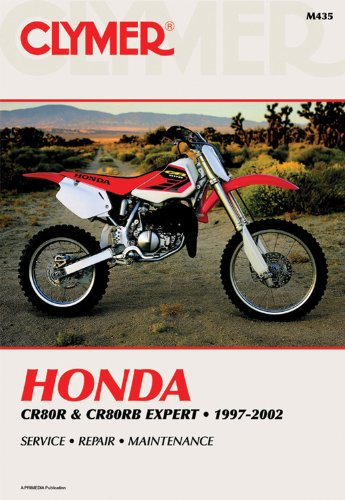 9780892877805: Honda Cr80R, 1996-2002