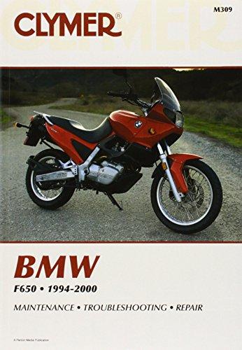 9780892878024: BMW F650 1994-2000 (Clymer Motorcycle Repair)