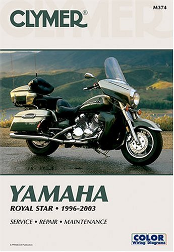 9780892878086: Clymer Yamaha Royal Star, 1996-2003 (Clymer Motorcycle Repair)