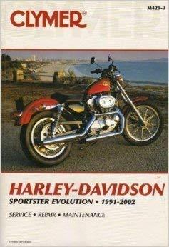 9780892878116: Honda Sportster Evolution 1991-2002 (Clymer Motorcycle Repair)
