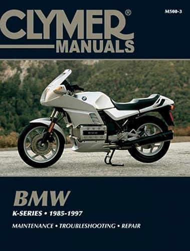 9780892878314: BMW K-Series 1985-1997 (Clymer Motorcycle Repair)