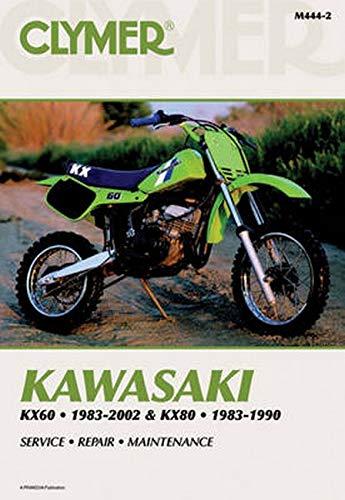 Kawasaki KX60, 1983-2002 and KX80, 1983-1990: MOTORCYCLES}