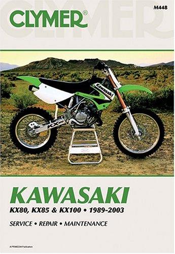 9780892878475: Kawasaki Kx80 1991-2000, Kx85 2001-2003, Kx100 1989-2003