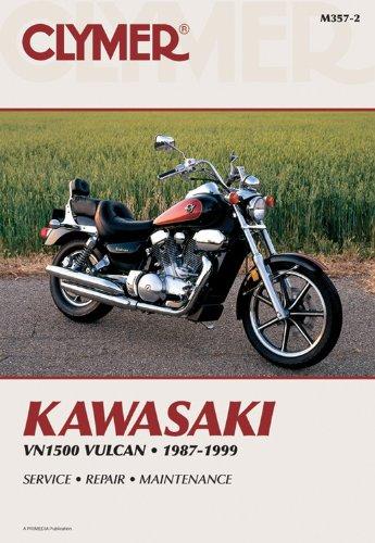 9780892878482: Kawasaki VN1500 1987-1999 (Clymer Motorcycle Repair)