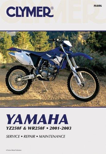 9780892878512: Yamaha YZ/WR250F 2001-2003