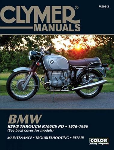 9780892878543: Bmw R50/5 Through R100Gs Pd: 1970-1996