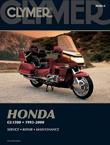 9780892878581: Honda GL1500 1993-2000 (CLYMER MOTORCYCLE REPAIR)