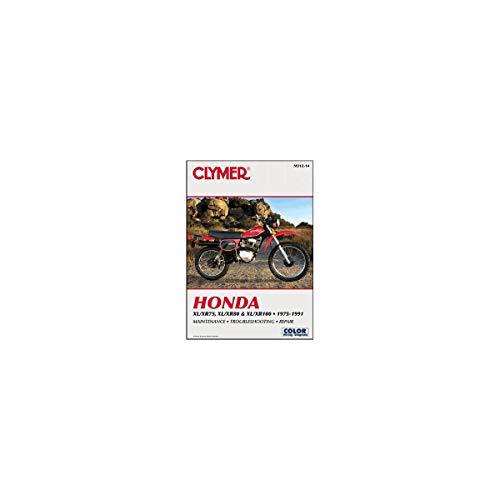 9780892878628: CLYMER HONDA XL/XR75-100 1975-2003 *SERVICE *REPAIR *MAINTENANCE