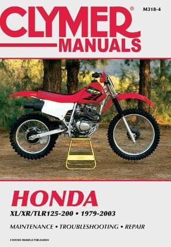 9780892878635: Honda Xl/Xr/Tlr 125-200, 1979-2003