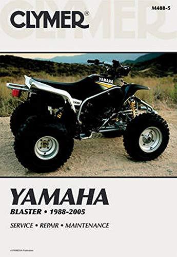 Yamaha Blaster 1988-2005 (Clymer Motorcycle Repair): Penton Staff